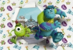 Fototapeta 8-471 Monsters University Fototapety Disney