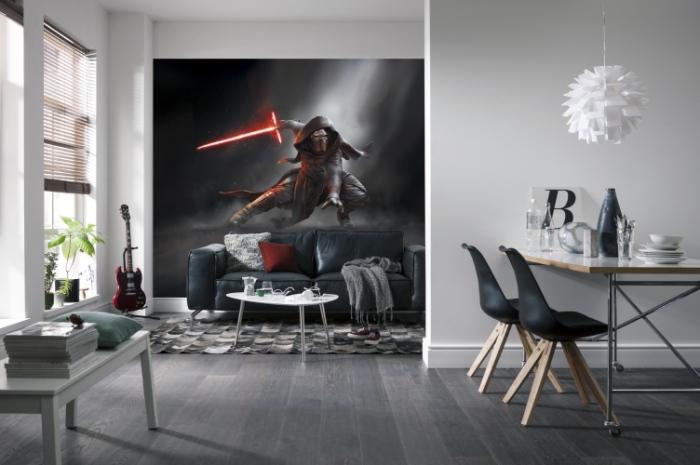 Fototapety Star Wars Komar