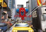 FOTOTAPETA - SPIDER-MAN RUSH-HOUR - MARVEL - KOMAR - 1-425