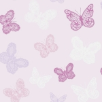 Tapeta KIDS HOME 100114 MOTYLKI MOTYLE BUTTERFLY