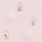 Tapeta KIDS HOME D71699 PRINCESS DREAMS