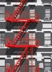 Fototapeta Fire Escape   00432   183 x 254 cm