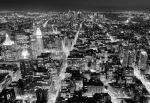 Fototapeta Henri Silberman   From the Empire State Building, South View   00117   366