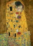 Fototapeta Gustav Klimt The Kiss 00411 183 x 254 cm